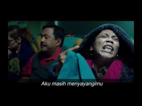 Wizzy selamat jalan kekakasih(LIRIK) ost si DOEL The movie 2018