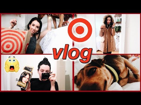 Target Haul, How I Dye My Hair At Home, Huge Jcrew Factory Sale Order, Foster Dog, Luv!...WEEK VLOG!