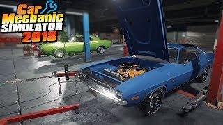 how to engine swap in car mechanic simulator 2018 - Thủ