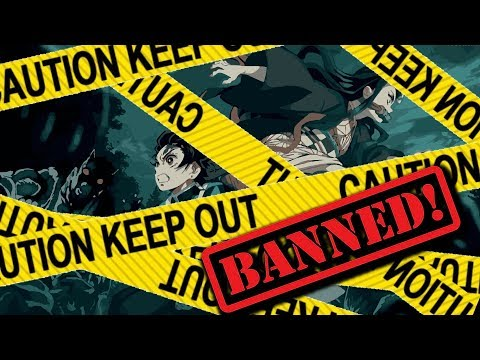Sony Music Entertainment Japan might kill our channel because of Demon Slayer