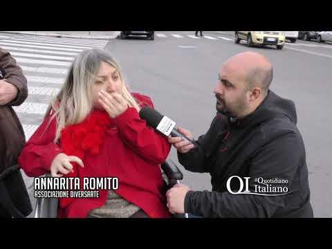 Annarita Romito attacca il Sindaco Decaro dopo la sua passeggiata in carrozzina