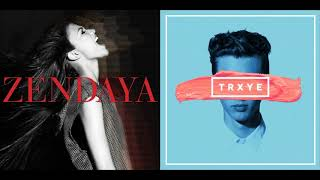 Touch Replay (Mashup) - Zendaya & Troye Sivan