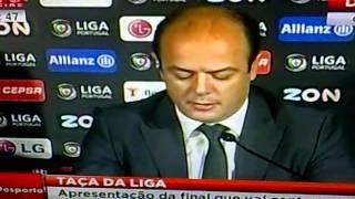 Taça Da Liga 2012: Patrocínios E Apelo à Regulação Das Apostas Desportivas Online