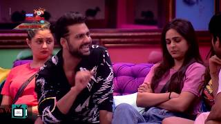 Vishal takes a stand for Madhurima; Madhurima fights for captaincy | Bigg Boss 13 | TellyChakkar