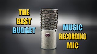 The Best Budget Music Recording Mic [ Aston Microphones Origin Review ]