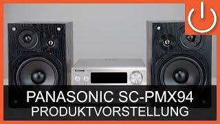 Panasonic SC-PMX94EG Produktvorstellung - THOMAS ELECTRONIC ONLINE SHOP -