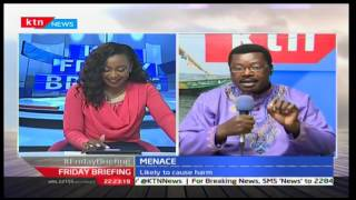Mind your Language with Willice 'The Word Master' Ochieng'