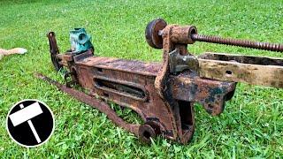 1940's Corking Machine Restoration