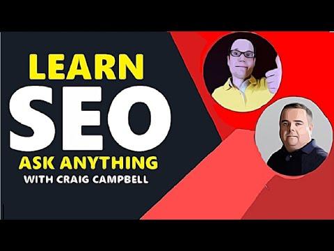 Learn SEO Search Engine Optimization - Free SEO Training 2021 ...