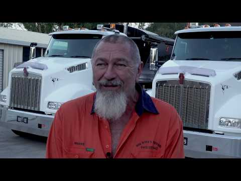 PACCAR Portraits – Big Dave's Tippers