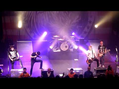 A Day To Remember - My Life For Hire Live HMV Forum HD