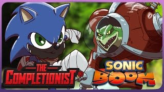 Sonic Boom Rise Of Lyric   The Completionist