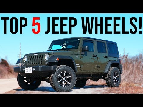 Top 5 Jeep Wheels