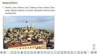 Eğitim Vadisi 11.Sınıf Coğrafya 5.Föy Şehirler ve Etki Alanları Tarihsel Süreçte Şehirler 3 Konu Anlatım Videoları