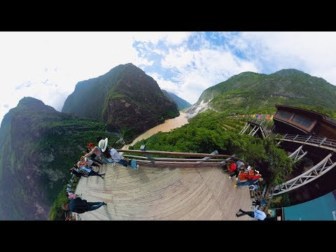 Tibetans in China: Yunnan Province (360 VIDEO)
