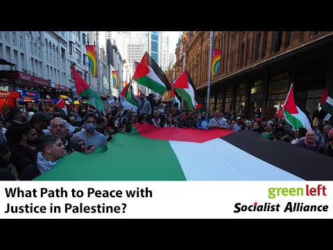 What path to peace with justice in Palestine?