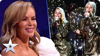 HOLDEN'S GOLDEN BUZZER duo Honey and Sammy give EMOTIONAL performance | Semi-Finals | BGT 2020