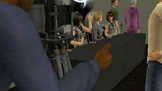 Vendetta of The Universe with From First to Last - The Other Side sims 2
