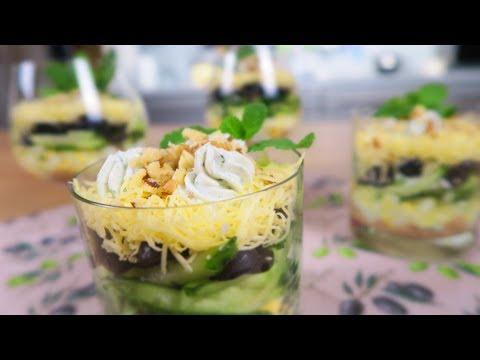 Самый вкусный салат с ТУНЦОМ