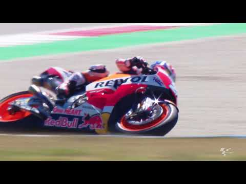 2018 Dutch GP - Honda in action