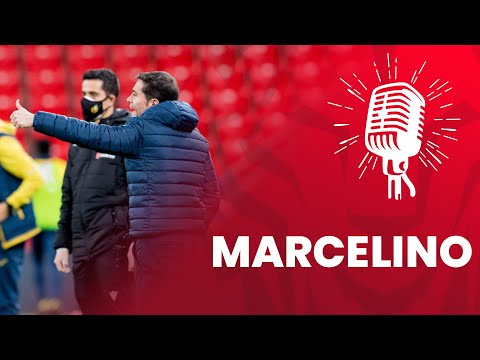 🎙️ Marcelino | post Athletic Club 1-1 Villarreal CF | J24 LaLiga 2020-21