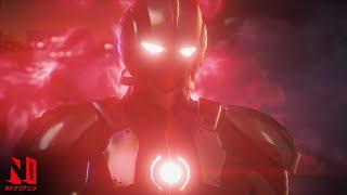 ULTRAMAN English Dub   Netflix Anime Clip: Three Minutes of Ultra Power
