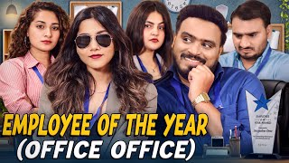 Employee Of The Year - Amit Bhadana - THE