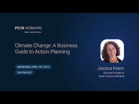 Climate Change: A Business Guide to Action Planning