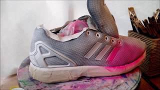 6ac8ce4d0 Обзор кроссовок Adidas Originals ZX Flux Retro-Tech - Дом 2 новости ...
