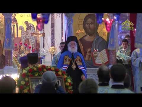 Во сколько начинается служба в храмах москвы