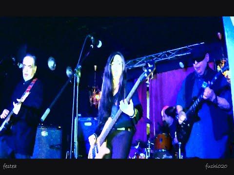 Directo del grupo musical Belver Yin en FESTEA/07/03/020