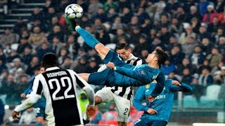 The Greatest Bicycle kicks In Football History!!!
