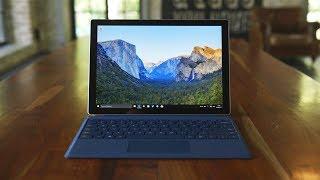 Обзор Surface Pro (2017)