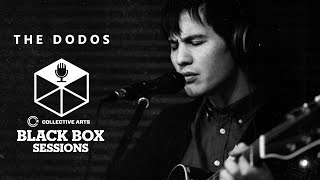 """The Dodos - """"Goodbyes & Endings"""" + """"Darkness"""" (Collective Arts Black Box Session)"""