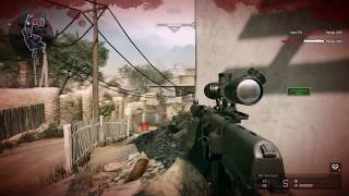 Warface - качаем снайпера