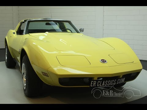 Video of '74 Corvette Offered by E & R Classics - PFBT