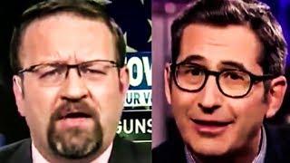 Sebastian Gorka Possesses Sam Seder During MSNBC Appearance