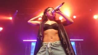 Tinashe performing Bet- Joyride Tour 2016 - Atlanta, GA
