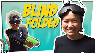 BLINDFOLDED Elimination   Marco Polo Airsoft