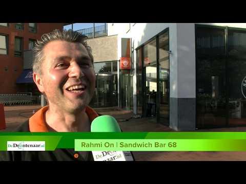 VIDEO | Rahmi On heropent Sandwich Bar 68 in Dronten drie weken na 'overstroming'