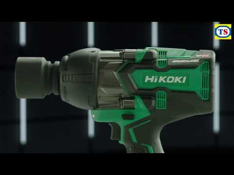 Hikoki WR36DB 36V Brushless MultiVolt Impact Wrench