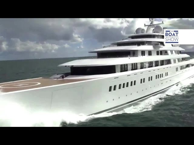 "[ENG] ""AZZAM"" LARGEST LUXURY SUPERYACHT EVER - The Boat Show"