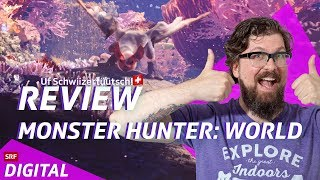 Monster Hunter: World – Review uf Schwiizertüütsch
