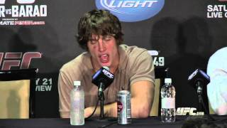 UFC 149: Post Fight Press Conference Highlights