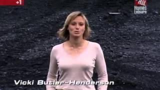 ヴィッキー・バトラー・ヘンダーソンの乳首