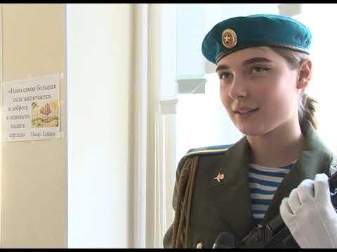 Комиссия федерального конкурса увидела, как губкинцы готовятся к военной службе