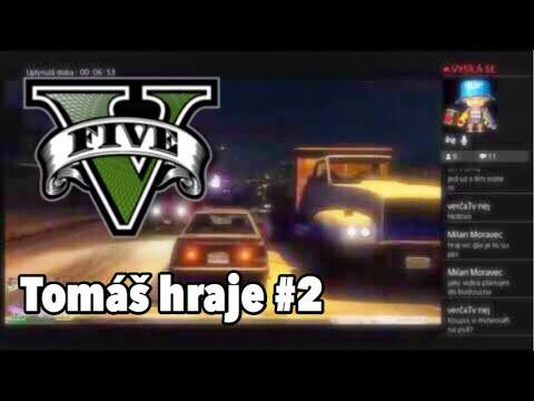 GTA5 živě - Sobotní relax strem #2