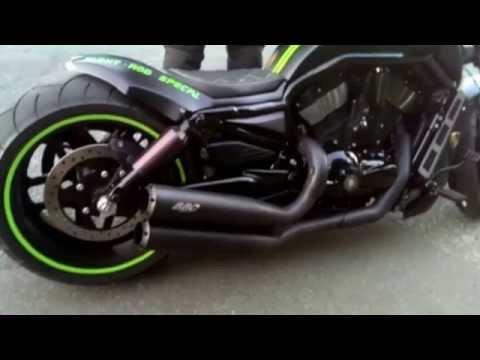 Harley Davidson - Night Rod Special 2014 - AIRRIDE