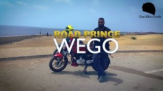 2017 - Road Prince Wego 150 / BYQ-150 - Review And Test Ride