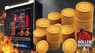 Wie viel machen Bitcoin-Mining-Maschinen?